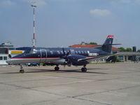 G-MAJV @ EHGG - J.41 of Eastern airways at Groningen airport - by Jack Poelstra