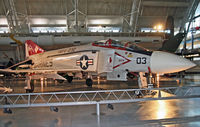 157307 @ KIAD - This particularly handsome example is on display at the NASM Steven F. Udvar-Hazy Center. - by Daniel L. Berek