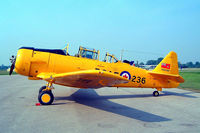C-FGUY @ CYOO - Canadian Car & Foundry T-6J Harvard [CCF4-27] Oshawa~C 25/06/2005 - by Ray Barber