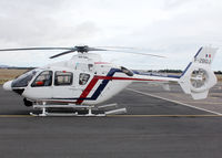 F-ZBGJ @ LFMP - Parked at the Heliport... - by Shunn311