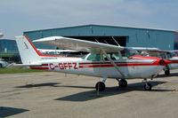 C-GFFZ @ CNC3 - Cessna 172P Skyhawk [172-74795] Brampton~C 23/06/2005 - by Ray Barber