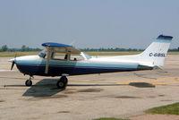 C-GBSL @ CYFD - Cessna 172N Skyhawk [172-73929] Brantford~C 24/06/2005 - by Ray Barber