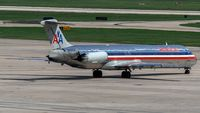 N591AA @ KSAT - taxying to the active