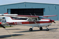 C-GYAU @ CNC3 - Cessna 172N Skyhawk [172-71370] Brampton~C 23/06/2005 - by Ray Barber