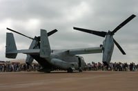 166480 @ EGVA - RIAT 2006; on static display. MV-23, VMX-22. - by Howard J Curtis