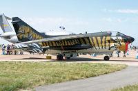 158825 @ EGVA - RIAT 2006; on static display. 335 MV/Hellenic AF. Tiger marks. - by Howard J Curtis