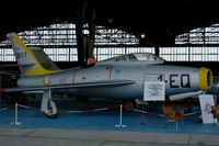 29061 @ LFOC - Republic F-84F Thunderstreak, Canopée Museum Châteaudun Air Base 279 (LFOC) open day 2013 - by Yves-Q