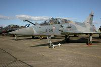 518 @ LFOC - Dassault Mirage 2000B (5-OM), Châteaudun Air Base 279 (LFOC) Open day 2013 - by Yves-Q