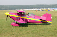 N110TL @ EDMT - N110TL Pitts S-1 at Tankosh 2013 - by Pete Hughes