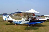 C-GJIB @ CYOO - Progressive Aerodyne SeaRey [1MK-251] Oshawa~C 25/06/2005 - by Ray Barber