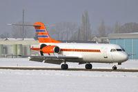 PH-KBX @ LSZR - royal flight - by Volker Hilpert