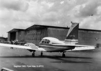 G-APYX @ CVT - G-APYX taken at Baginton, Coventry in 1960. - by BobH