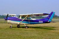 C-FUDK @ CYOO - Cessna 182J Skylane [182-56827] Oshawa~C 25/06/2005 - by Ray Barber