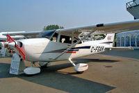C-FGAR @ CYOO - Cessna 172S Skyhawk [172S-8888] Oshawa~C 25/06/2005 - by Ray Barber