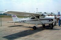 C-FNET @ CYKF - Cessna 172S Skyhawk [172S-8544] Kitchener-Waterloo Regional 24/06/2005 - by Ray Barber