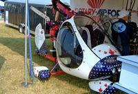 C-FYUH @ CYOO - Full scale model of RAF 2000 GTX-SE [Unknown] Oshawa~C 25/06/2005