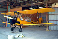 CF-DHR @ CNC3 - De Havilland DH.82C Tiger Moth [DHC1672] Brampton~C 23/06/2005 - by Ray Barber