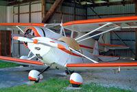 C-FRTH @ CNC3 - Stits SA-3A Playboy [RH-1] Brampton~C 23/06/2005. Marked CF-RTH. - by Ray Barber
