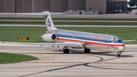 N7527A @ KSAT - taxying to the gate