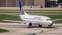 N14347 @ KSAT - taxying to the gate