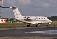 D-CVII @ EGHH - Visitor at Signatures - by John Coates