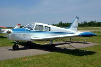 C-GUHJ @ CNC3 - Piper PA-28-140 Cherokee [28-7525112] Brampton~C 23/06/2005 - by Ray Barber
