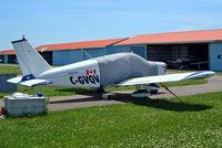 C-GVQV @ CNC3 - Piper PA-28-140 Cherokee [28-7125538] Brampton~C 23/06/2005 - by Ray Barber