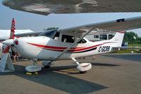 C-GCRB @ CYOO - Cessna 182S Skylane [182-80521] Oshawa~C 25/06/2005 - by Ray Barber