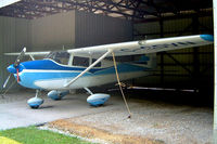 C-GDVN @ CNC4 - Cessna 182B Skylane [51961] Guelph~C 24/06/2005 - by Ray Barber