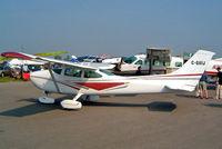 C-GUIJ @ CYOO - Cessna 182P Skylane [182-64711] Oshawa~C 25/06/2005 - by Ray Barber