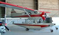 C-GIWD @ CYTZ - De Havilland Canada U-6A Beaver [506] Toronto-City Centre Airport~C 22/06/2005 - by Ray Barber