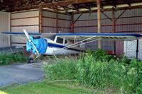C-GDNJ @ CNC3 - Cessna 140 [13739] Brampton~C 23/06/2005 - by Ray Barber