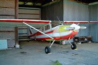 C-GKGG @ CNC3 - Cessna 170B [26290] Brampton~C 23/06/2005 - by Ray Barber