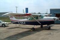 C-GKJI @ CYKF - Cessna 172RG Cutlas RG II [172RG-0835] Kitchener-Waterloo Regional 24/06/2005 - by Ray Barber