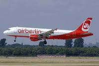D-ALTC @ EDDL - Air Berlin ops by LTU - by fredwdoorn