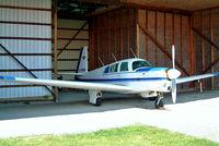 C-GNNM @ CNC3 - Mooney M.20C Ranger [690013] Brampton~C 23/06/2005 - by Ray Barber