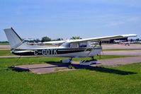 C-GQTK @ CNC3 - Cessna 152 [152-83556] Brampton~C 23/06/2005 - by Ray Barber