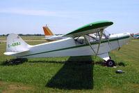C-GRBJ @ CNC3 - WAG-Aero Sport Trainer [1017] Brampton~C 23/06/2005 - by Ray Barber
