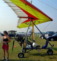 C-ITEA @ CYOO - Rainbow Aerotrike Safari [AZ0123] Oshawa~C 25/06/2005 - by Ray Barber
