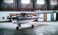 C-GOWR - C-GOWR in hanger, Deseronto airport - by Dave Carnahan