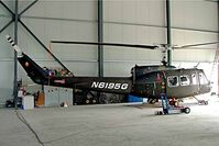 N6195G @ LSZR - Bell UH-1D Iroquois [4732] Altenrhein~HB 05/04/2009