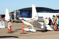 N800FT @ AFW - On display at the 2013 Fort Worth Alliance Airshow