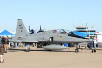 243 @ AFW - On display at the 2013 Fort Worth Alliance Airshow - by Zane Adams