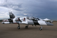 N137EM @ AFW - On display at the 2013 Fort Worth Alliance Airshow