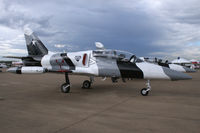 N136EM @ AFW - On display at the 2013 Fort Worth Alliance Airshow