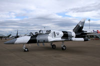 N138EM @ AFW - On display at the 2013 Fort Worth Alliance Airshow