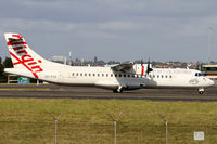 VH-FVH @ YSSY - TAXI FROM 34L - by Bill Mallinson