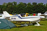 SE-XFK @ LFLV - Stoddard-Hamilton Glasair II [404] Vichy~F 08/07/2006