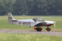 G-BYJT @ LFLV - Vichy fly-in 2013 - by olivier Cortot
