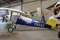 F-AZAZ @ LFFQ - Morane-Saulnier MS.185 [3672/01] La Ferte Alais~F 06/07/2006